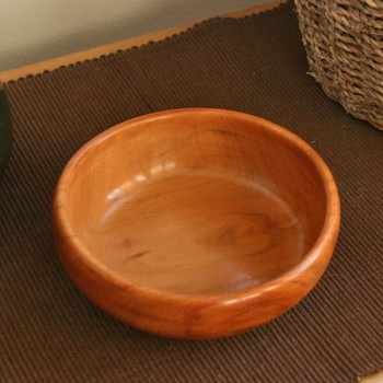 Whisperswood Cherry Bowl