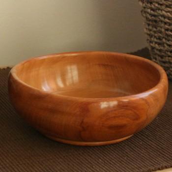 Whisperswood Cherry Bowl